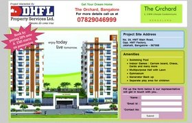 Mirocsite For DHFL Banglore